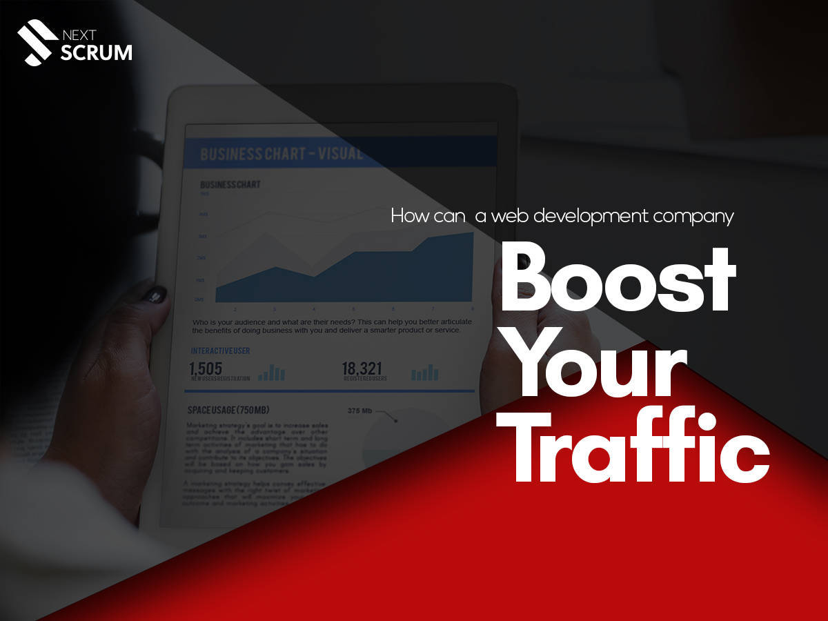 How Can A Web Development Company Boost Your Traffic
