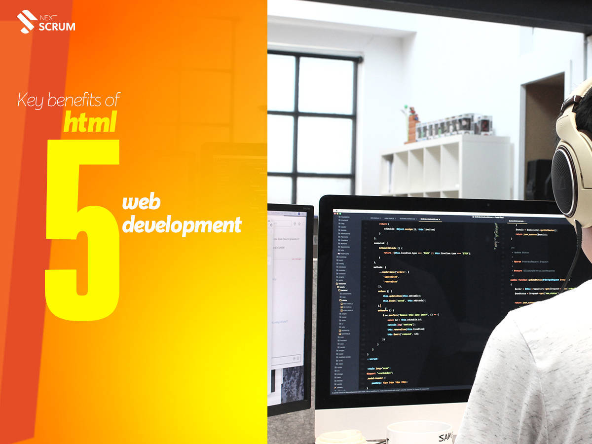 Key Benefits of Html 5 Web Development