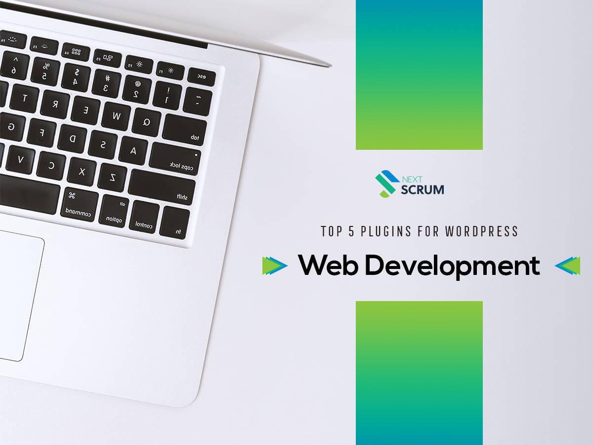 Top 5 Plugins for WordPress Web Development