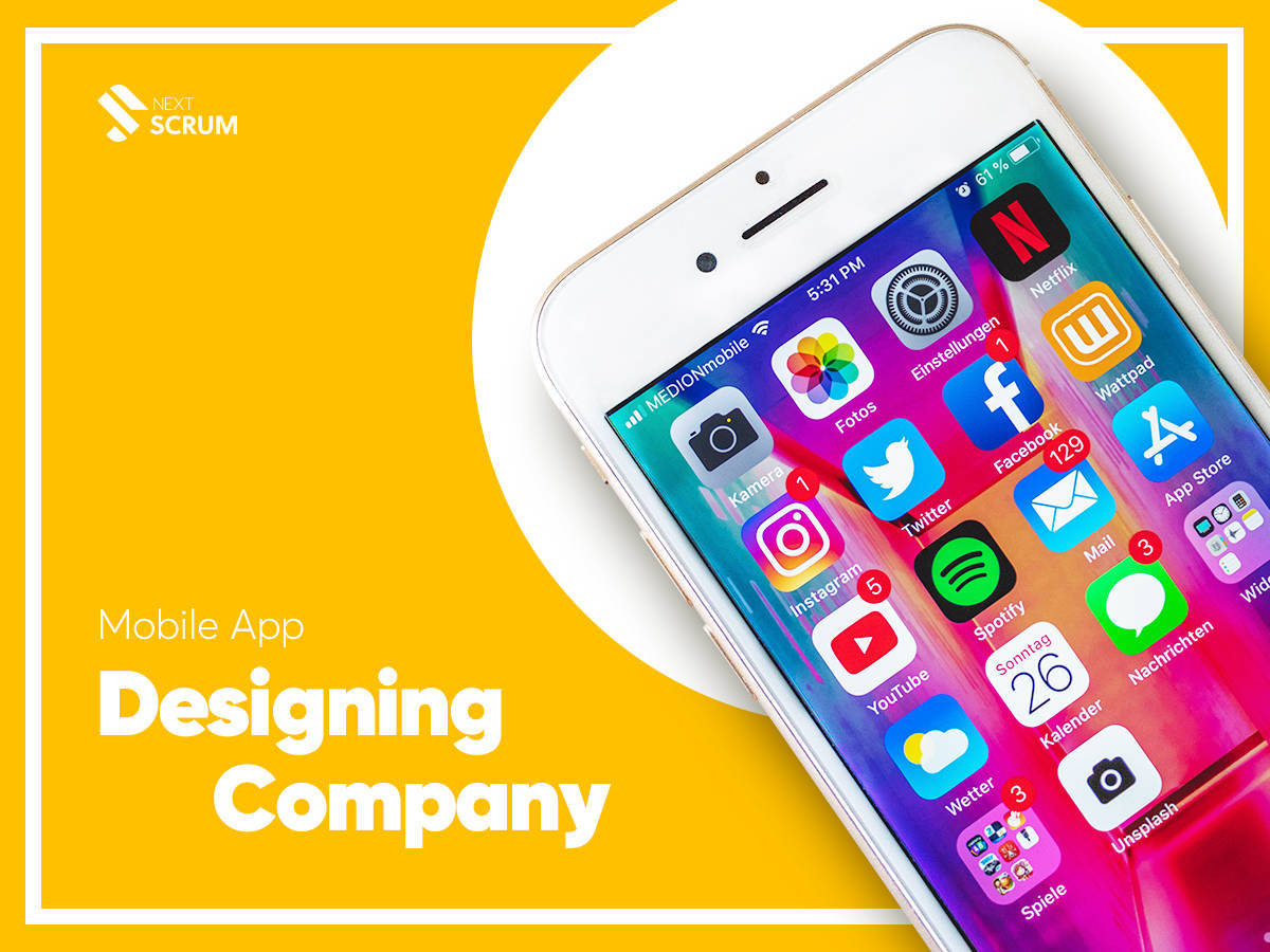 Mobile App Designing Company