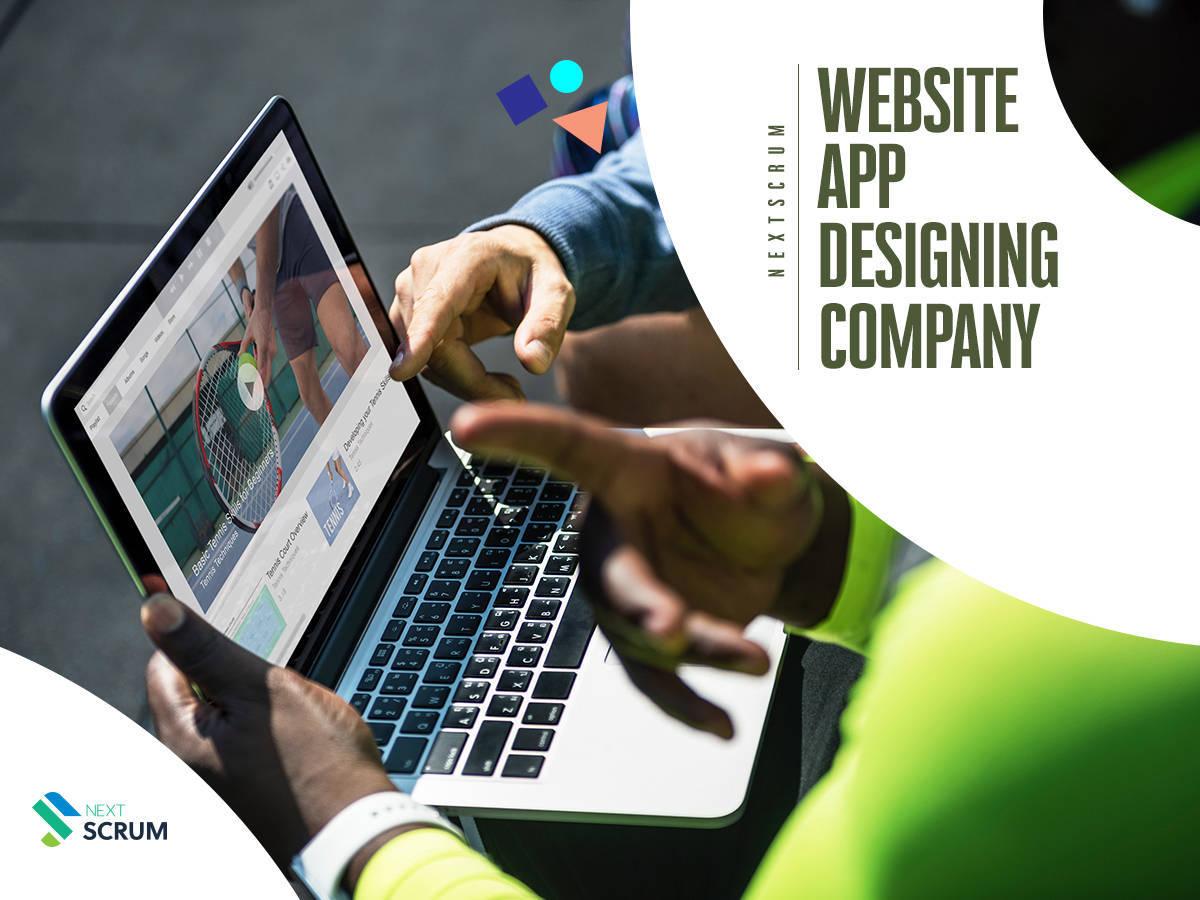 Website App Designing Company